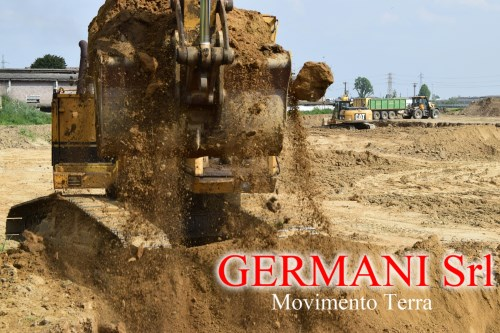 Germani Srl movimento terra nei campi